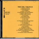 THE DEL VIKINGS DOO WOP CD LOST NITE RECORDS