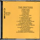 THE DRIFTERS DOO WOP CD LOST NITE RECORDS
