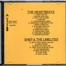 THE HEARTBEATS/SHEP & THE LIMELITES DOO WOP CD LOST NITE RECORDS