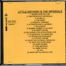LITTLE ANTHONY & THE IMPERIALS DOO WOP CD LOST NITE RECORDS