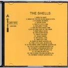THE SHELLS DOO WOP CD LOST NITE RECORDS