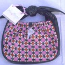 VERA BRADLEY 'TIPPY TIE LOVES ME' Handbag Purse