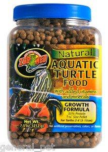 Zoo Med Aquatic Turtle Food 7.5oz