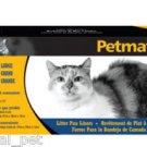 Petmate Litter Pan Liner Large 12 Pack