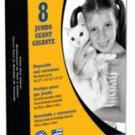 Petmate Litter Pan Liner Jumbo 8 Pack