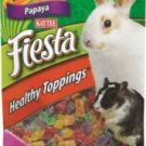 Fiesta Healthy Toppings Papaya Small Animals 2.5oz
