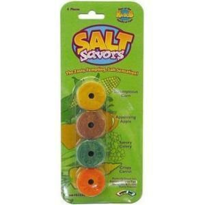 Super Pet Salt Savors 4 Pack