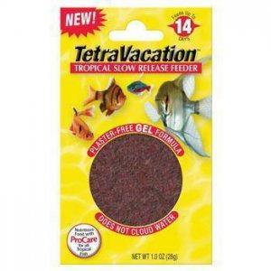 Tetra Vacation Tropical Slow Release Feeder 1.06 oz