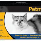 Petmate Litter Pan Liner Medium 15 Pack