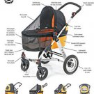 Utopian Pet FOUR Wheel Pet Stroller (Color  Olive)