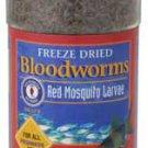 San Francisco Bay Freeze-Dried Bloodworms, 1/4 oz.