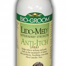 Bio-Groom Lido-Med Anti-Itch Spray 4oz