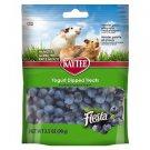 Kaytee Fiesta Yogurt Dip Hamster/Gerbil Blueberry 3.5oz