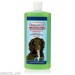 International Veterinary Sciences Dermaplex Medicated Dry Skin Relief Shampoo 16
