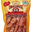 Smokehouse Chicken & Sweet Potato Dog Treats