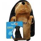 Booda Soft Bites Hedgehog Dog Toy Large
