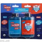 Weco Combo Pack - DeChlor/AquaDerm 2oz