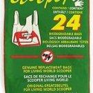 Hagen Living World Scooper Replacement Bags 24 pack