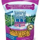Natural Balance L.I.T. Limited Ingredient Treats Venison & Sweet Potato 8oz