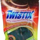 N-Bone Twistix TummyLove for Large Dogs 5.5 oz Peanut & Carob Flavor