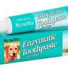 Nutri-Vet Toothpaste Non-foaming Toothpaste for Dogs 2.5 oz