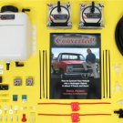 HHO DUAL DRY CELL KIT HYDROGEN ELECTROLYZER GENERATOR FUEL ECONOMY SAVER MPG EFIE MAP MAF WATER4GAS