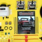 HHO DUAL DRY CELL KIT HYDROGEN GENERATOR ELECTRONICS EFIE MAP MAF FUEL SAVER MPG ECONOMY