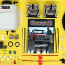 HHO DUAL DRY CELL KIT HYDROGEN GENERATOR FUEL GAS MPG EFIE MAP MAF ELECTRONICS SAVER