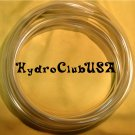 HHO DRY CELL KIT 8 ft CLEAR TUBE 3/8 HYDROGEN GENERATOR FUEL HOSE