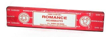 ROMANCE Scent  Incense Sticks Agarbatti Shri Saibaba Shree Sai Baba India - 15g