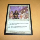 Moment of Silence (Magic MTG: Mercadian Masques Card #28) White Common, for sale