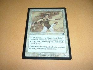 Ramosian Sergeant (Magic MTG: Mercadian Masques Card #39) White Common, for sale