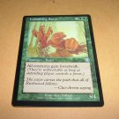 Lumbering Satyr (Magic MTG: Mercadian Masques Card #257) UNPLAYED Green Uncommon, for sale