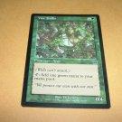 Vine Trellis (Magic MTG: Mercadian Masques Card #285) Green wall w/llanowar elves ability, for sale