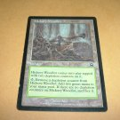 Hickory Woodlot (Magic MTG: Mercadian Masques Card #319) Land Common, for sale