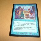 War Tax (Magic MTG: Mercadian Masques Card #113) UNPLAYED Blue Uncommon, for sale