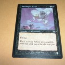 Misshapen Fiend (Magic MTG: Mercadian Masques Card #147) Black Common, for sale