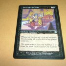 Pretender's Claim (Magic MTG: Mercadian Masques Card #151) UNPLAYED Black Uncommon, for sale