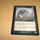 Primeval Shambler (Magic MTG: Mercadian Masques Card #152) UNPLAYED Black Uncommon, for sale