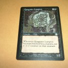 Quagmire Lamprey (Magic MTG: Mercadian Masques Card #154) UNPLAYED Black Uncommon, for sale