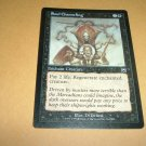Soul Channeling (Magic MTG: Mercadian Masques Card #163) Black Common, for sale