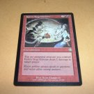 Kyren Negotiations (Magic MTG: Mercadian Masques Card #198) UNPLAYED Red Uncommon, for sale