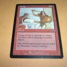 Lunge (Magic MTG: Mercadian Masques Card #203) Red Common, for sale