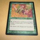 Deepwood Drummer (Magic MTG: Mercadian Masques Card #239) Green Common, for sale