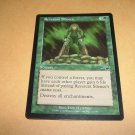 Reverent Silence (Magic, The Gathering MTG: Nemesis Card #111) Green Common, for sale
