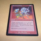Flowstone Strike (Magic, The Gathering MTG: Nemesis Card #84) Red Common, for sale