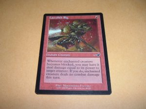 Laccolith Rig (Magic, The Gathering MTG: Nemesis Card #88) Red Common, for sale
