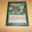 Saproling Cluster VERY FINE UNPLAYED (Magic The Gathering MTG Nemesis Card #114) Green RARE for sale
