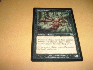 Plague Fiend (Magic The Gathering MTG: Prophecy Card #73) Black Common, for sale