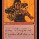 Inflame (Magic The Gathering MTG: Prophecy Card #91) Red Common, for sale